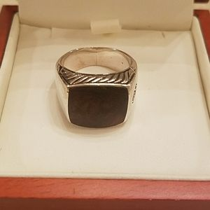 David Yurman ring men's